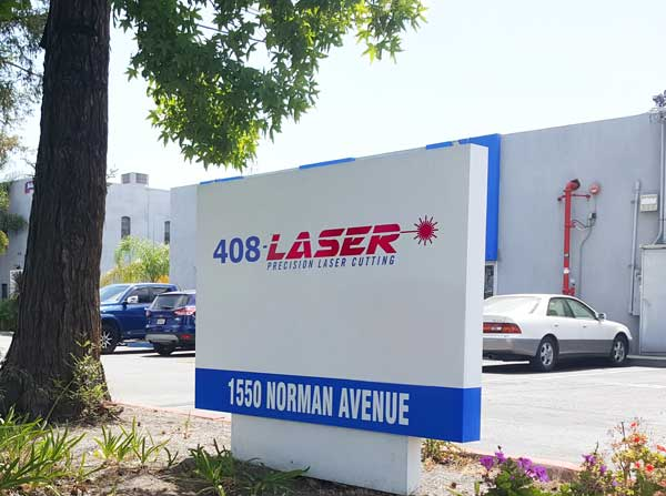 408Laser – Precision Laser Cutting